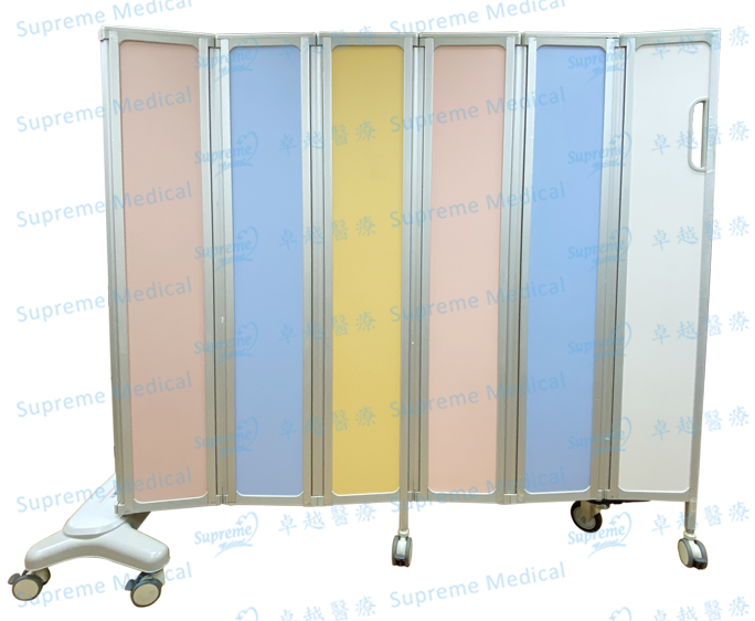 Aluminium Folding Mobile Screens